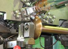 1リットルキャップ缶シーム溶接機